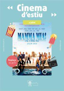 Cinema d'estiu de Vilamarxant