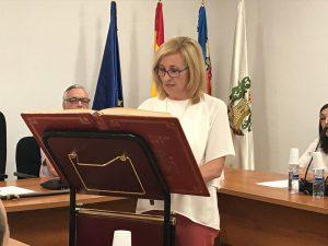 Alicia Tusón, Alcaldesa de Serra
