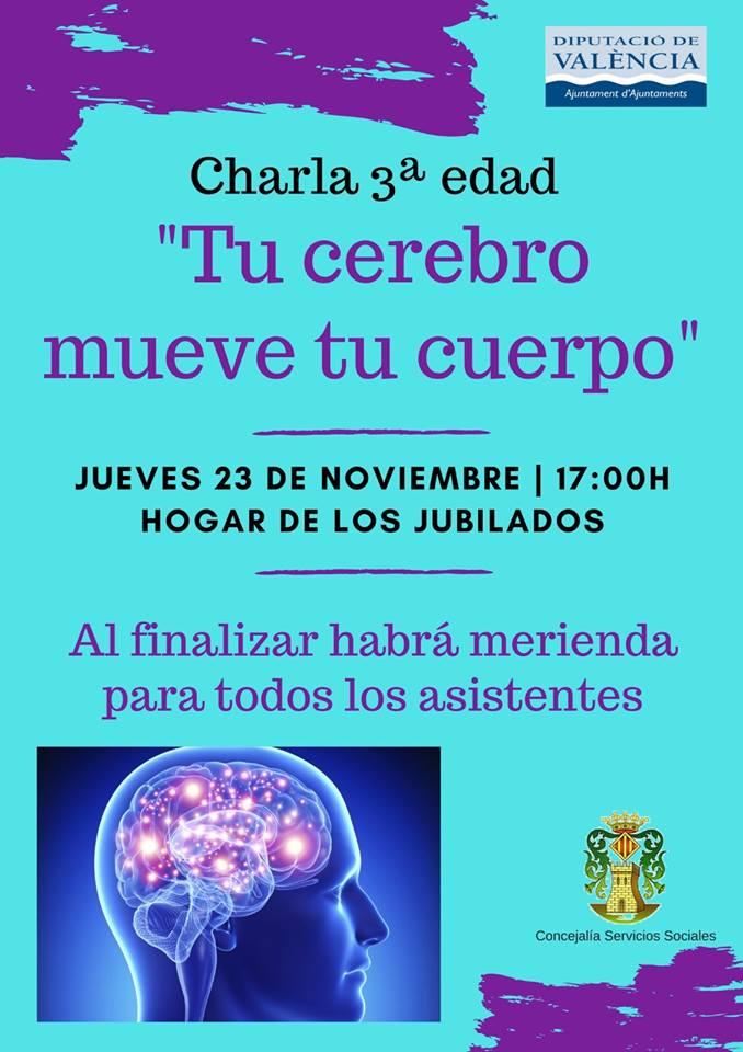Cerebro 3ª edad