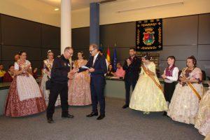 Entrega premis Falles 2017 a Benaguasil
