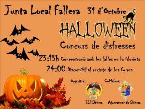 Halloween Fallas Bétera